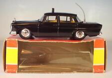 GAMA Mini-Mod 1/47 Nr. 9353 Mercedes Benz 220 S Limousine Taxi OVP #6388