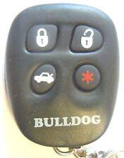 Keyless entry remote Bulldog 2846102640 aftermarket transmitter control keyfob