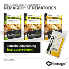 Fliegenplage bekämpfen mit Nemagro - Das Mittel gegen Trauermücken