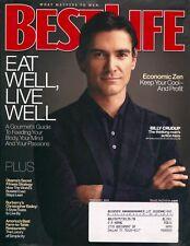 BILLY CRUDUP ~~ Best Life Magazine ~~ February 2009 ~~ 2/09 ~~ G-3-1