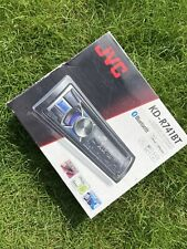 JVC KD-R741BT Car Radio With Bluetooth Boxed - Never Fitted With Tools