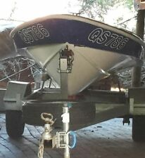 Fibreglass Hull Trailer 15 ft or under Boats