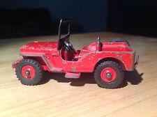 Dinky 405 Universal Jeep - Vintage Meccano Diecast