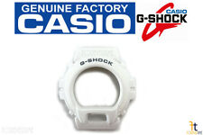 CASIO DW-6900MR-7 Original G-Shock White BEZEL Case Shell