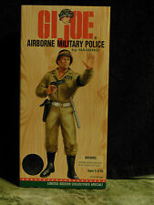 GI Joe Airborne Military Police Limited Edition Collector's Special #15121