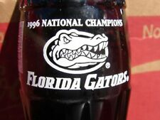 Florida Gators 1996 Champions Coca-Cola Coke Bottle