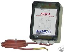 Abgaswärmetauscher Regelung Typ ATR-4 für Abgaswärmetauscher