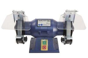 Doppelschleifmaschine DSM 125-150, Mini-Schleifmaschine, Doppelschleifer.