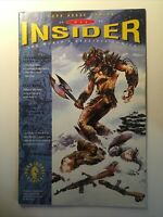 Dark Horse Comics Insider Predator Cover May '93 VF+ Beautiful!!