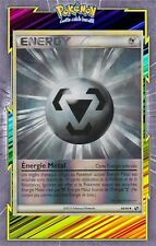 🌈Energie Métal Reverse - HS04:Indomptable - 80/90 - Carte Pokemon Neuve FR