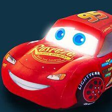 Disney Cars 3 leuchtender Plüsch McQueen 30 cm Plüschfigur Stofftier Auto 663240