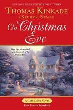 On Christmas Eve by Thomas Kinkade Hardcover Book (English) Free Shipping