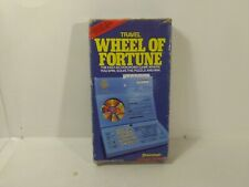 Pressman Travel Wheel Of Fortune Solve The Puzzle Game t5795