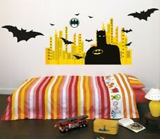 XXL Kinder Wandtattoo Batman Gotham City Von Warner