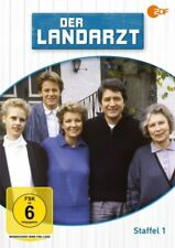Der Landarzt - 1 Staffel - Christian Quadflieg - Antje Weissgerber - 4 DVD Box