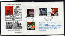 Elizabeth II (1952-Now) Decimal First Day Cover European Stamps