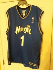 NBA reebok jersey Orlando Magic #1 Tracy McGrady size XL