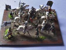 Klein Diorama: Schlacht von Hattin 1187 - professionell  bemalt - in 1:72
