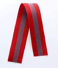 Soviet Russian USSR Ribbon for Order of the October Revolution 1967 CCCP