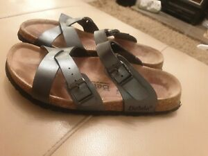 LADIES BETULA BY BIRKENSTOCK SANDALS SHOES SIZE 7 / 40