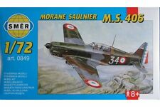 SMER 0849 1/72 Morane-Saulnier M.S.406