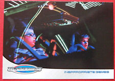 THUNDERBIRDS (The 2004 Movie) - Card#35 - Inappropriate Games - Cards Inc 2004