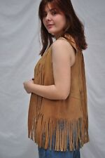 Vintage Leather Vest Beautiful! Very Well Cared For.