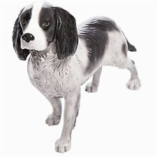 Cocker Spaniel Dog Figurine-John Beswick Connoisseur Collection - Blue Roan