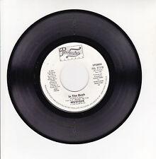 """MUSIQUE Disque Vinyl 45T 7"""" IN THE BUSH Stéréo PRELUDE 71110 Frais Rèduit RARE"""