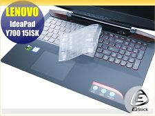 Nano-Silver Antibacterial TPU Keyboard Protector for Lenovo IdeaPad Y700 15 ISK