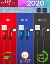 Iphone charger cable USB Cord iPhone Lightning 11 12 Pro Max 7 8 Plus XR X Data