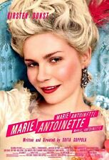 MARIE ANTOINETTE (2006) ORIGINAL MOVIE POSTER  -  ROLLED  -  DOUBLE-SIDED