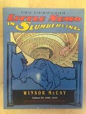 The Complete Little Nemo in Slumberland Volume 3: 1908-1910    HC