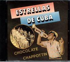 Estrellas de Cuba Chocolate-Chappottin    BRAND  NEW SEALED CD
