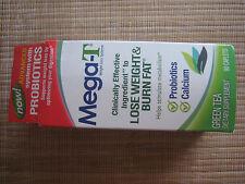Mega-T Lose Weight & Burn Fat with PROBIOTICS, ACAI BERRY antioxdant 90 caplets