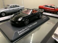 Minichamps 1/43 Porsche 911 Turbo Cabriolet Mint Boxed