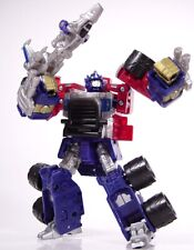 Transformers Armada OPTIMUS PRIME OVER-RUN Complete Deluxe