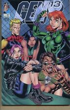 Gen 13 1995 series # 1 B near mint comic book