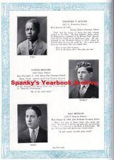 1926 Philadelphia Northeast High School Yearbook~Photos~Football~History~Champs