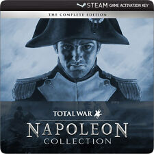 Napoleon: Total War Collection / PC Windows Mac / Steam CD Key / Region Free