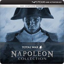 Napoleon: Total War Collection / PC Windows Mac / Steam CD Key / Region Free