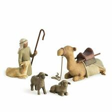 Willow Tree Nativity_Shepherd and Stable Animals_#26105 New In Box