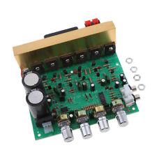 200w 2.1 Modules Canaux Amplificateur Subwoofer Carte Audio Haute Puissance