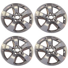 "4 CHROME 11-14 Dodge Charger 17"" Wheel Skins Hub Caps Rim Covers imp-352x"