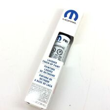 Dodge Jeep Chrysler Mopar 4 In 1 Bright White Lacquer Touch-Up Paint PW7 New