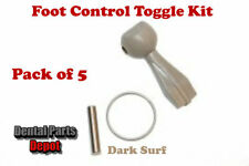 Adec Foot Control Toggle Kit Dark Surf (Pack of 5) (DCI #6113)