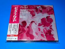 2016 JAPAN PINK FLOYD THE EARLY YEARS 1967-1972 CRE/ATION DIGI SLEEVE 2 CD SET