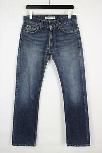Levi Strauss & Co.506 Standard Homme W31/L34 Bleu Décoloré Effet Jean 35739-GS