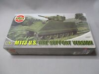 AH957 AIRFIX WWII WW2 M113 U.S. FIRE SUPPORT VERSION A02327 1/76 DIORAMA