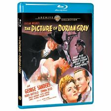 THE PICTURE OF DORIAN GRAY (1945 George Sanders)  Blu Ray - Sealed Region free